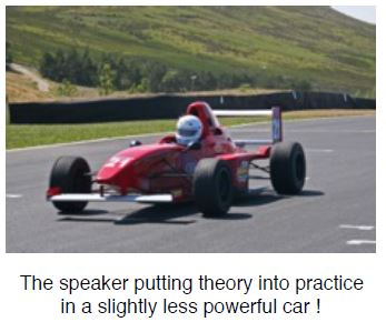 Friction, Stiction and Aero-constriction - How Formula One racing